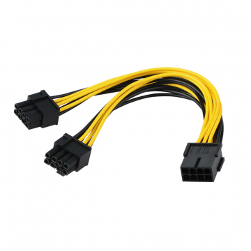 Splitter PCI 8pin - 2x 8pin...